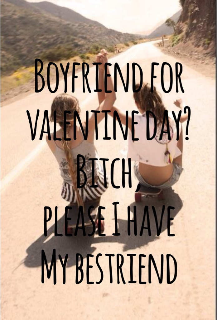 have my bff discovered by nat on we heart it - Valentines Day Best Friend