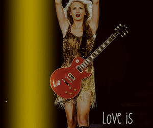 edit, fearless, and Taylor Swift image