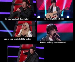 harry potter, lol, and the voice image