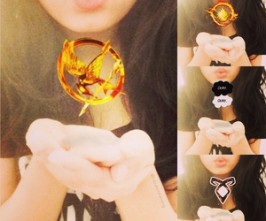 book, fandoms, and hunger games image