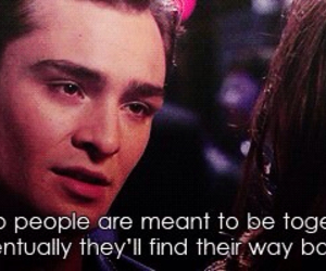 chuck, quote, and gossipgirl image