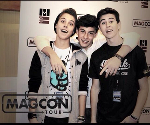 nash grier, matthew espinosa, and shawn mendes image