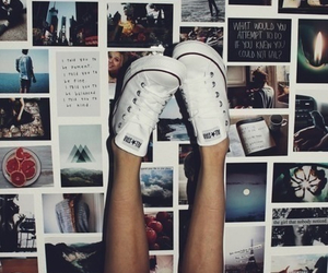 Collage, hipster, and indie image