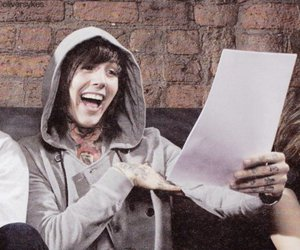 boy, bring me the horizon, and drop dead image