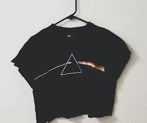 Pink Floyd and black image