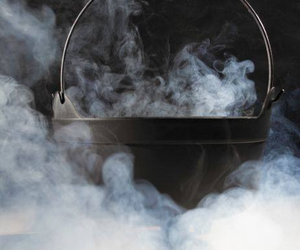 cauldron, pagan, and witchcraft image