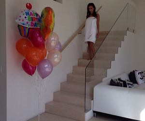 balloons, celebrate, and yay image