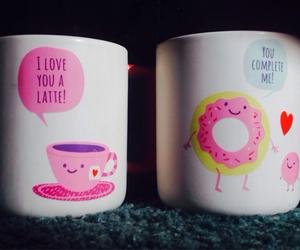 donut, kawaii, and cute image