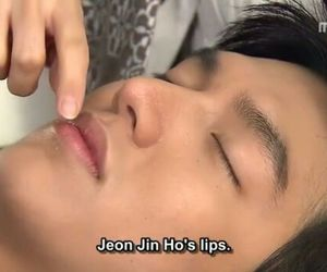 sleeping, personal taste, and his lips image