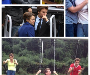 john green, lonely, and Shailene Woodley image