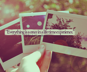life, quote, and experience image