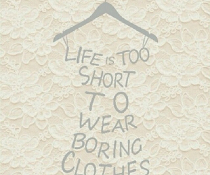 clothes, fact, and life image
