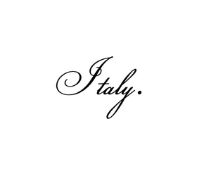italy, love, and text image