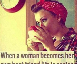woman, quotes, and life image