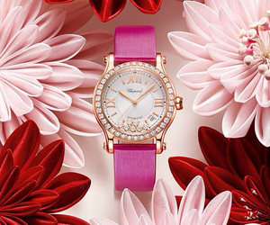 luxury, watch, and chopard image