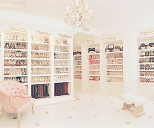 closet, girly, and perfect image