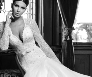 bride, luxury, and one love image