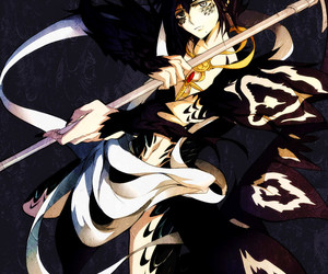 anime and magi image