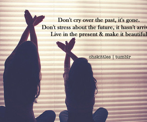 beautiful, cry, and life image
