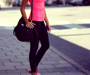 fit, fitness, and pink image