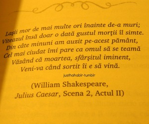 tumblr, william shakespeare, and citate image
