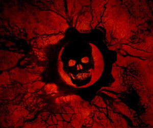 gears, game, and gears of war image