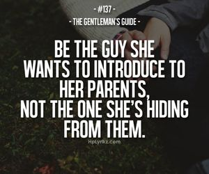 guy, parents, and quotes image