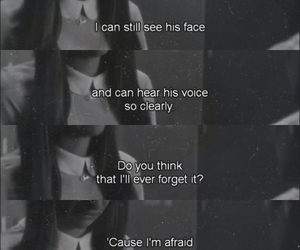 glee, sad, and quotes image