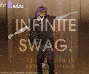 separate with comma, swag, and justin bieber image