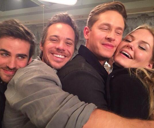 once upon a time, neal, and charming image