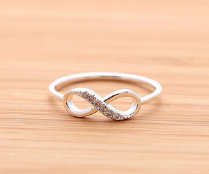 infinity, ring, and infinite image
