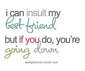 best friend, quote, and text image