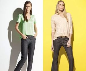 blusa, style, and jeans image