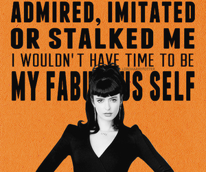 fabulous, chloe, and quote image