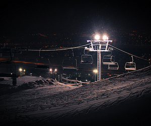 snow and Skiing image