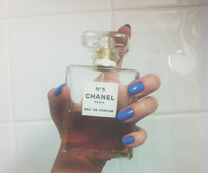 chanel, grunge, and nails image