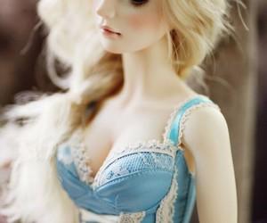 doll, girl, and bjd image