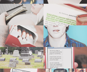 tfios, book, and metaphor image