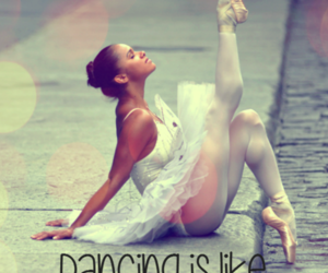 ballet, dance, and dreaming image