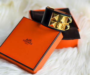 fashion, hermes, and bracelet image