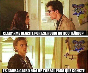 simon, jace, and clary image