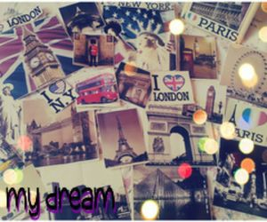 dreams, london, and follow image