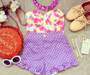 girly, accessories, and fashion image