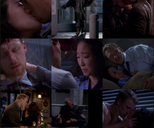 cristina yang, owen hunt, and crowen image