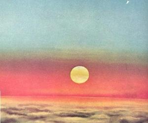 sun, sky, and moon image