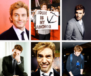 actors, beautiful, and finnick odair image