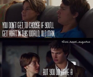 john green, quote, and Shailene Woodley image