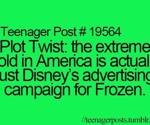 disney, frozen, and america image
