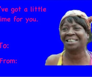 valentine, card, and funny image