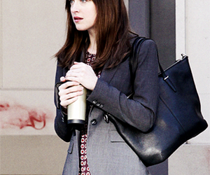fifty shades of grey, anastasia steele, and cincuenta sombras de grey image